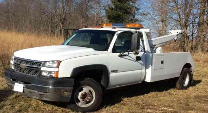 Used Bucket Trucks For Sale >> Chevrolet C3500 SILVERADO (2005) : Wreckers