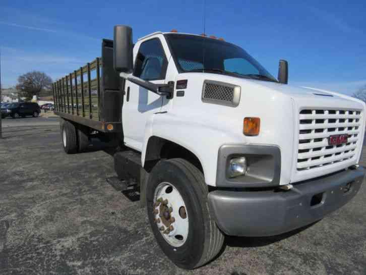 GMC C6500 GMC C6500 C6C042 FLAT BED (2005) : Medium Trucks