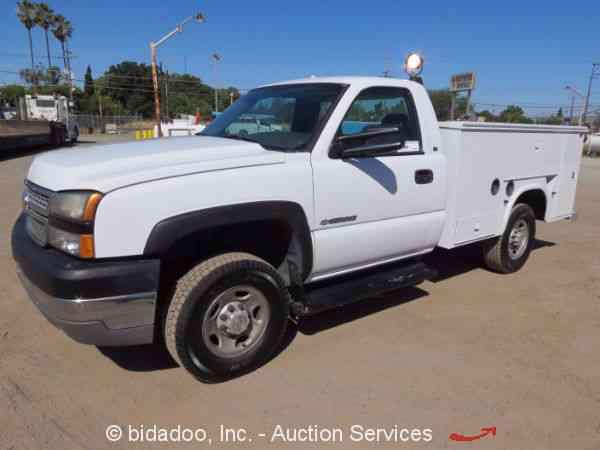 New Chevrolet Silverado 2500hd Sacramento >> Chevrolet 2500HD (2005) : Utility / Service Trucks