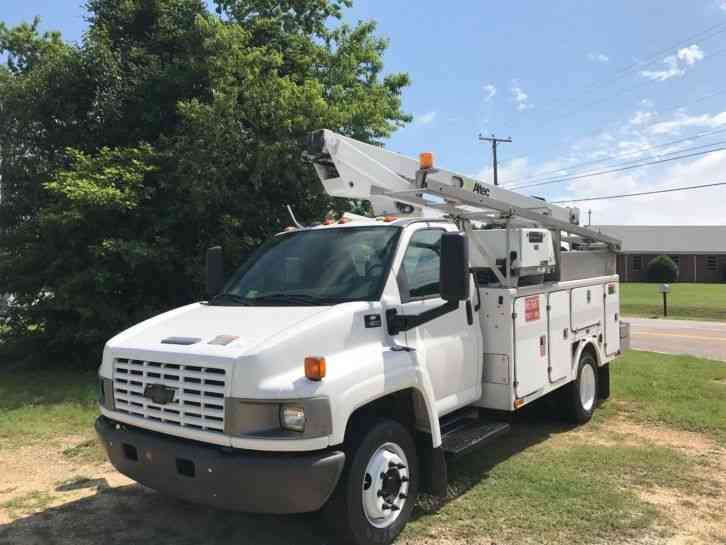 Chevrolet c4500 (2005) : Bucket / Boom Trucks