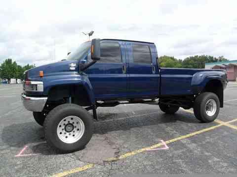 chevrolet c4500 kodiak 2005 medium trucks. Black Bedroom Furniture Sets. Home Design Ideas