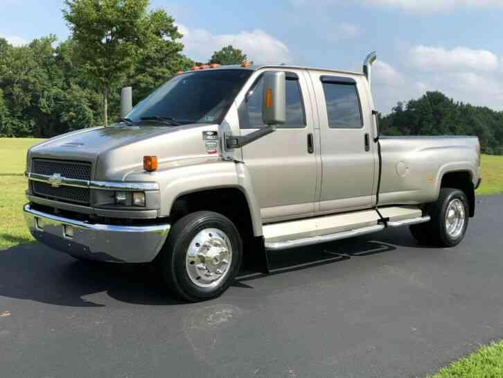 Kodiak Truck For Sale >> Chevrolet C4500 Kodiak Monroe 2005 Medium Trucks
