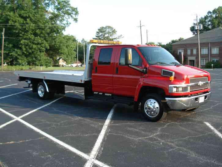 Chevrolet CK5500 (2005) : Flatbeds & Rollbacks