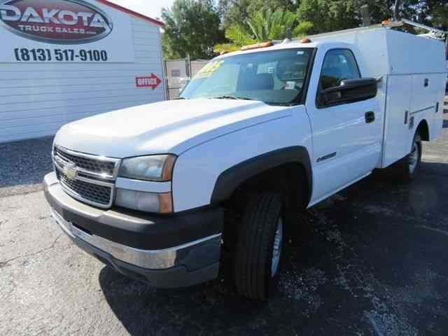 Chevrolet Silverado 2500HD Work Truck (2005)