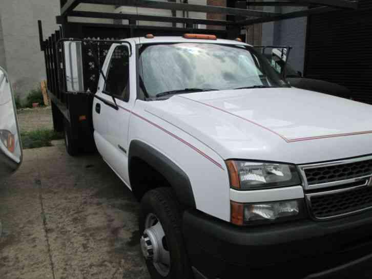 Chevrolet silverado 3500 (2005) : Light Duty Trucks