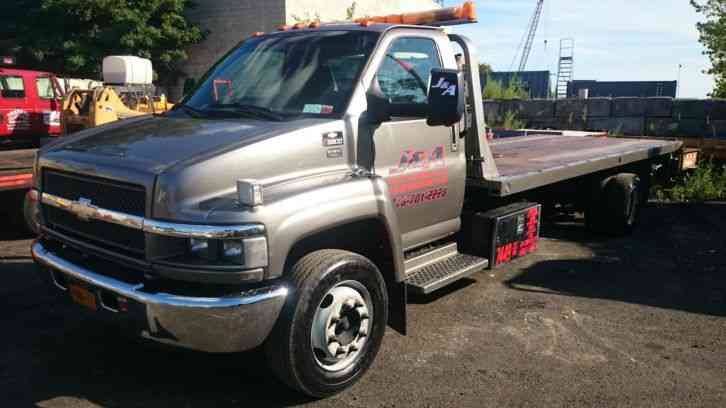 Chevrolet 5500  2005    Flatbeds  U0026 Rollbacks