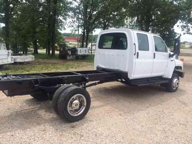 C4500 For Sale >> GMC C4500 CREW CAB 4X4 (2005) : Medium Trucks