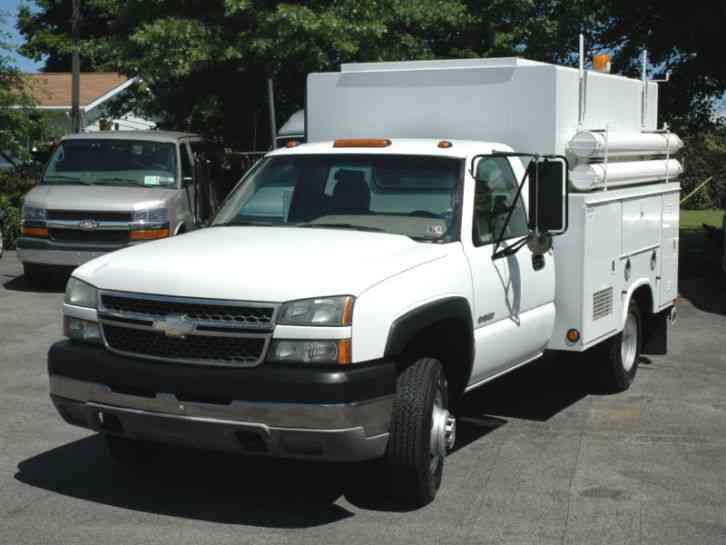 Chevrolet Silverado 3500 Enclosed Utility Tk 2005