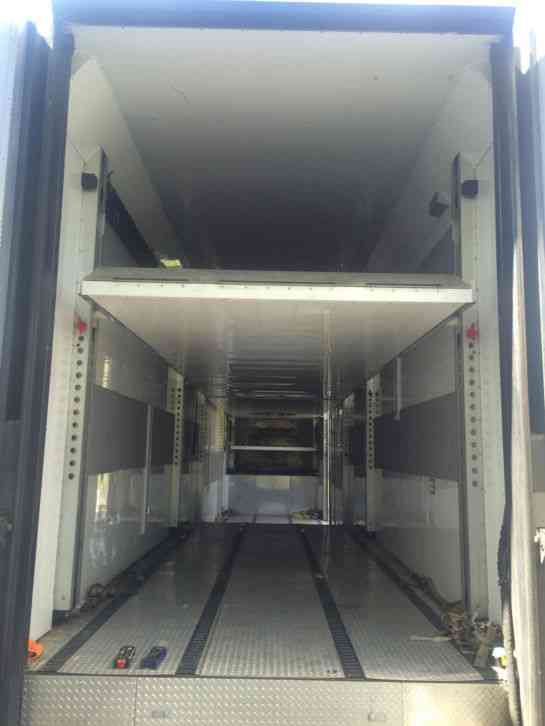Used Trucks For Sale >> Competition Trailers Auto Transporter (2005) : Sleeper ...