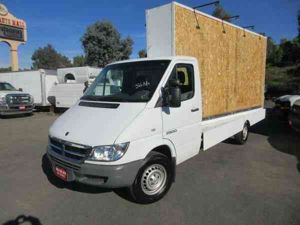 DODGE SPRINTER 2500 DSL (2005)
