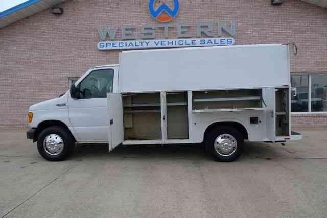 Ford Service Body Van (2005) : Utility / Service Trucks