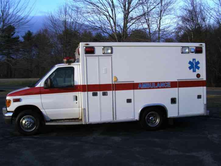 Taylor ambulance