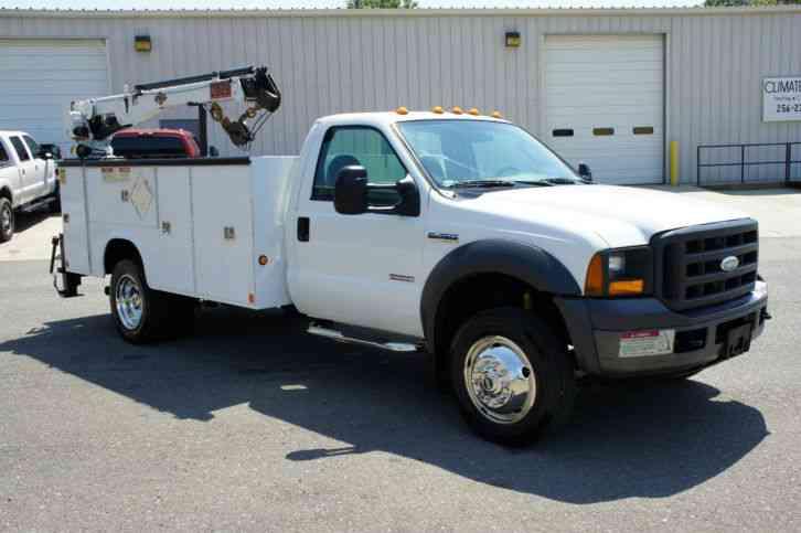 Ford F-450 (2005) : Utility / Service Trucks