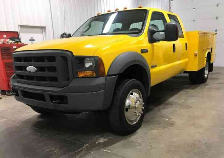 Ford F-450 (2005)