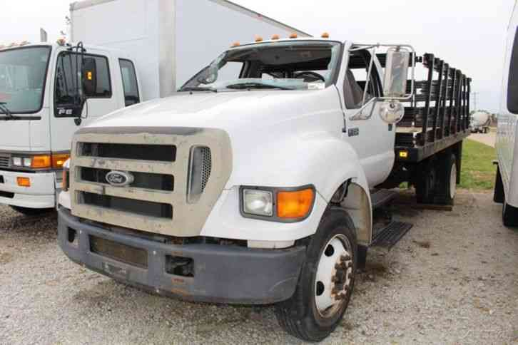 Ford F 750 2005 mercial Pickups