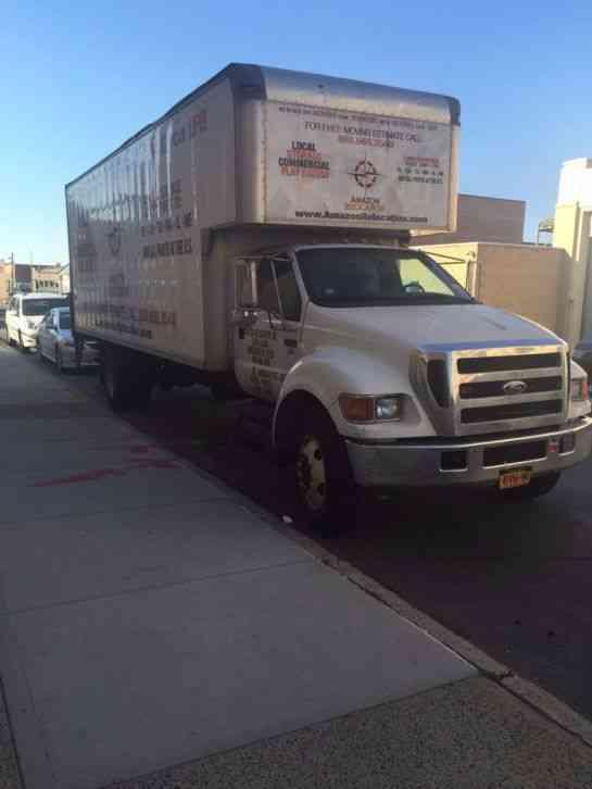 Ford E350 (2010) : Van / Box Trucks