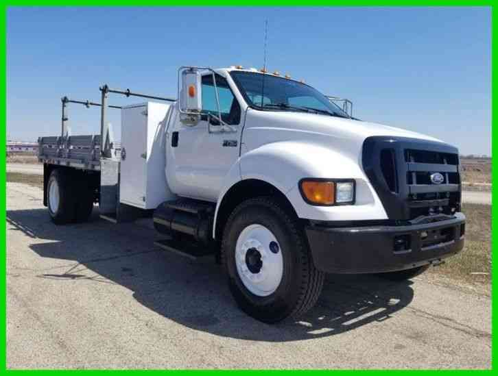 Ford F-750 (2005)