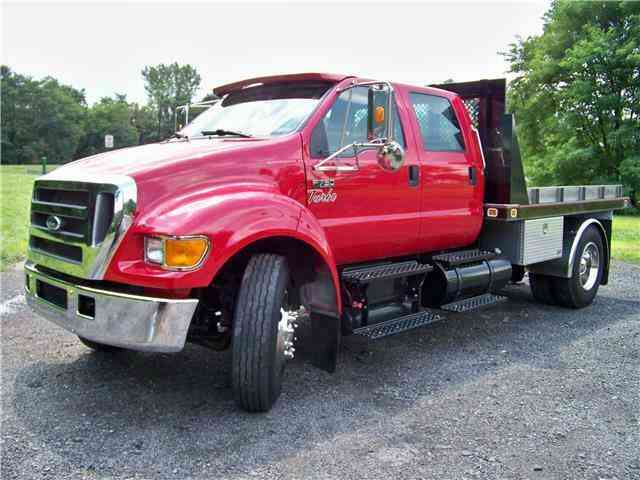 Ford F-750 Super Duty (2005)