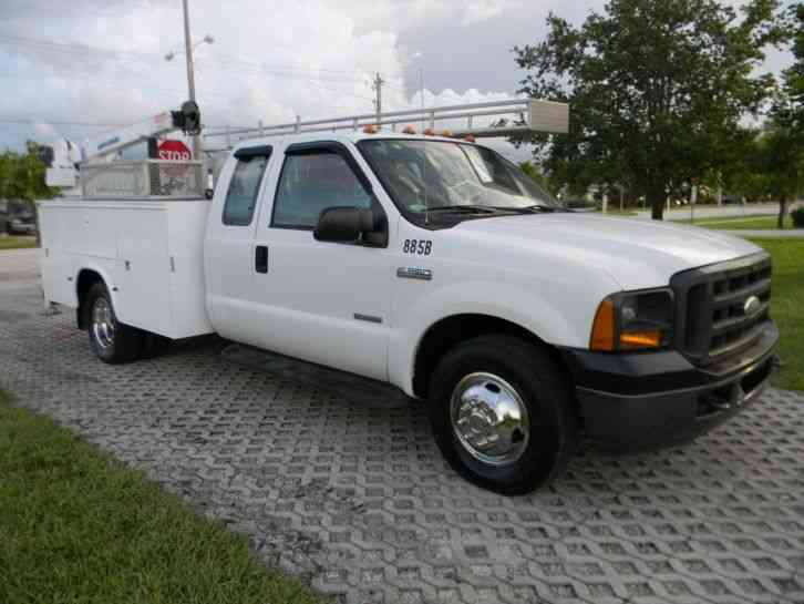 Ford F350 Superduty (2005)