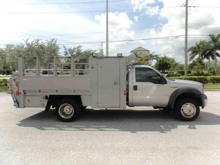 Ford F 450 2005 Utility Service Trucks