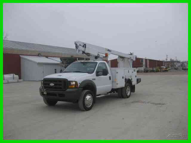 FORD F450 (2005)