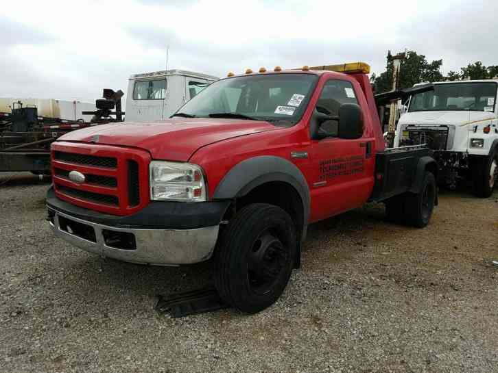 Ford F350 DRW (2005)