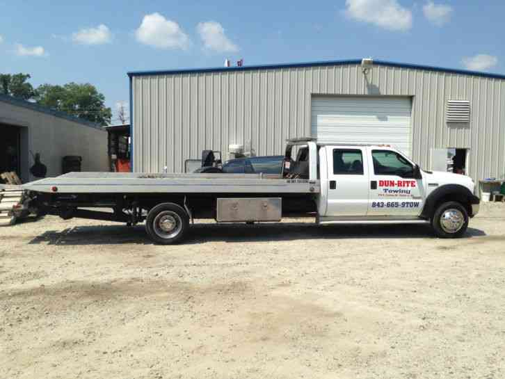International 4300 Maxx Force Motor 2014 Flatbeds