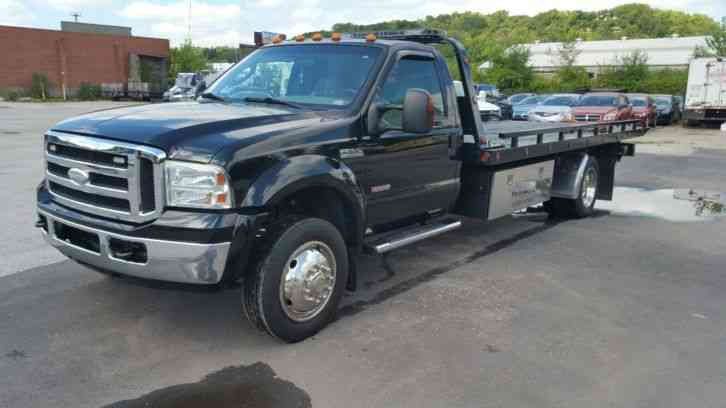 Ford F550 For Sale >> Ford F550 2005 Flatbeds Rollbacks