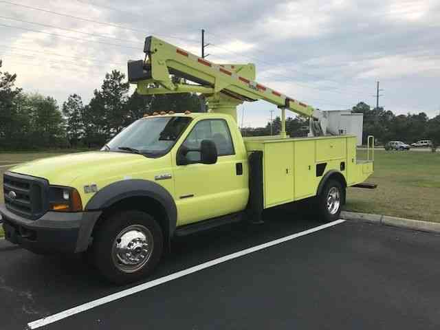 Ford F550 Super Duty (2005)