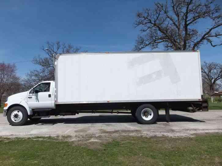 Ford F650 For Sale >> Ford F650 (2005) : Van / Box Trucks