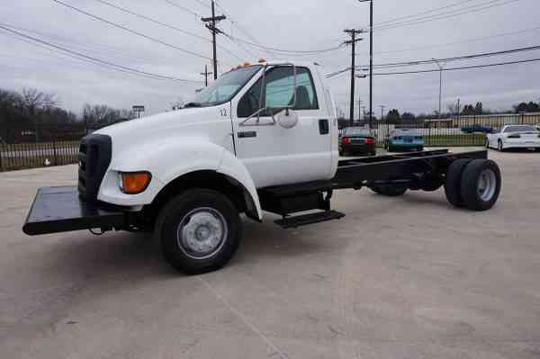 Ford F650 (2005) : Utility / Service Trucks