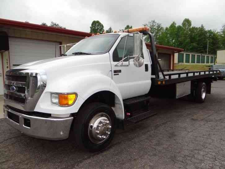 Ford Super Duty For Sale >> Ford F650 (2005) : Flatbeds & Rollbacks