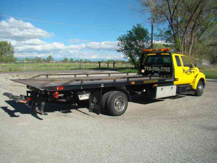 Ford F650 (2005) : Flatbeds & Rollbacks