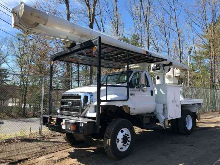 Ford F750 -- (2005)