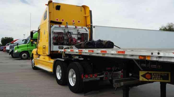 Bell Honda Service >> Freightliner (2005) : Sleeper Semi Trucks