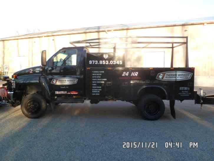 GMC C4C (2005) : Utility / Service Trucks