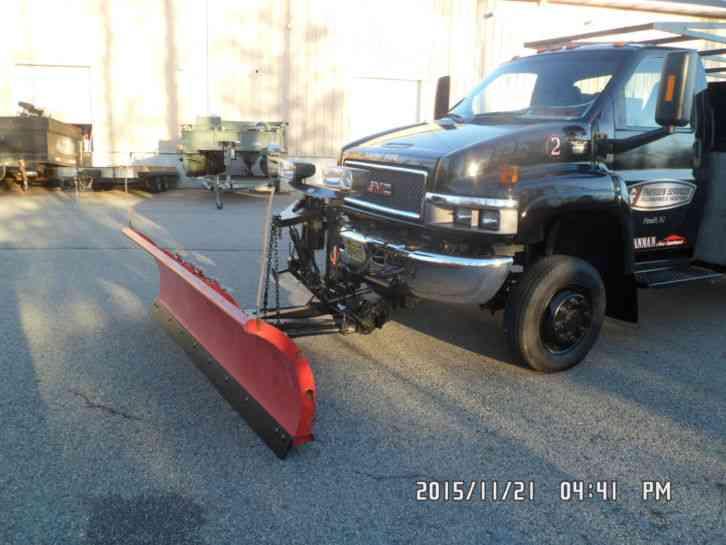 4X4 Van For Sale >> GMC C4C (2005) : Utility / Service Trucks