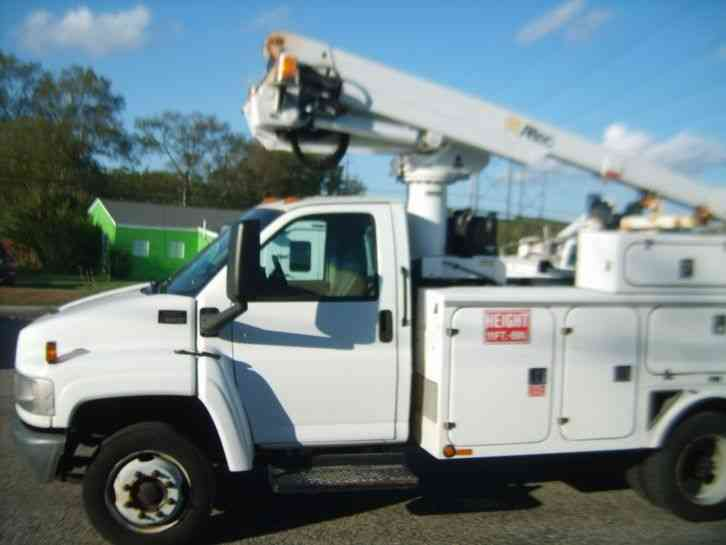 Ford F 550 2001 Bucket Boom Trucks