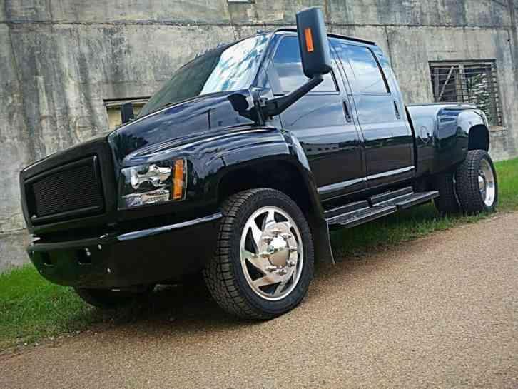 GMC C4500 (2005) : Medium Trucks