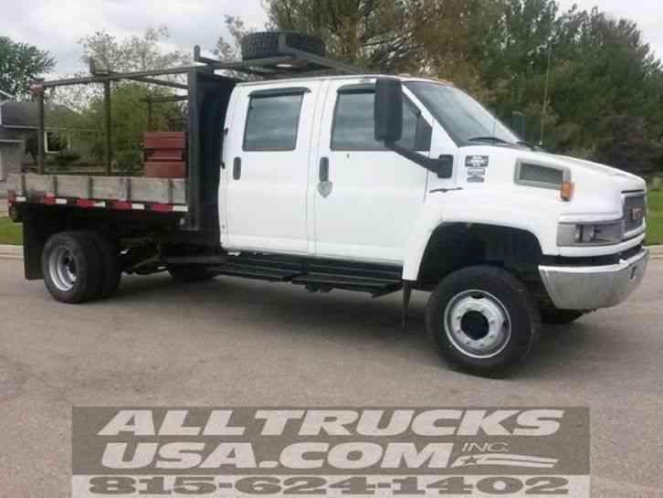 2005 Gmc C5500 Truck – Billy Knight