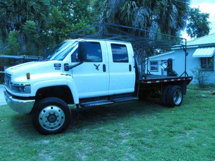 GMC C5500 (2005) : Medium Trucks
