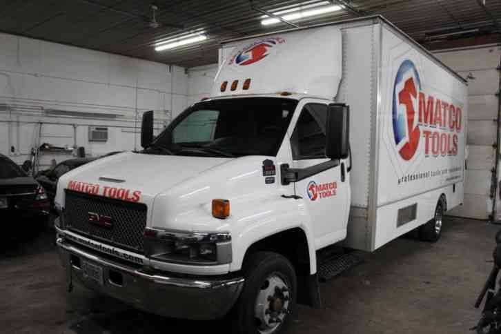 Gmc C5500 Matco Tools Truck 2005 Utility Service Trucks