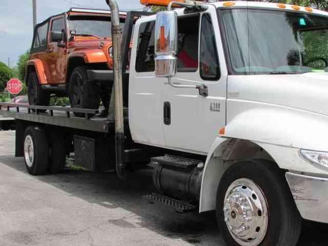 International 4300 (2005) : Flatbeds & Rollbacks