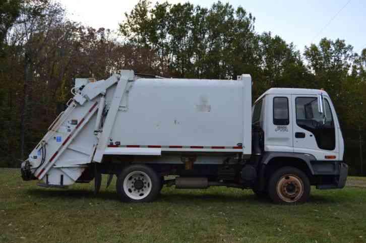 Isuzu Ftr 2005 Utility Service Trucks