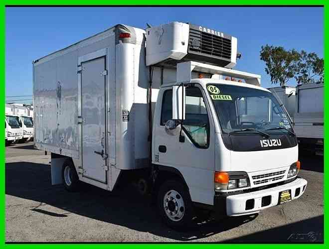 isuzu npr 2005 van box trucks. Black Bedroom Furniture Sets. Home Design Ideas