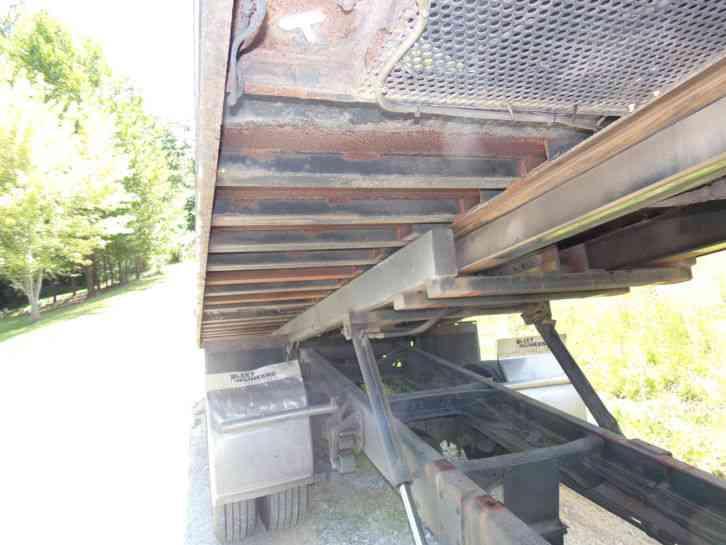 Truck Beds For Sale >> jerr-dann 21wsrb (2005) : Flatbeds & Rollbacks