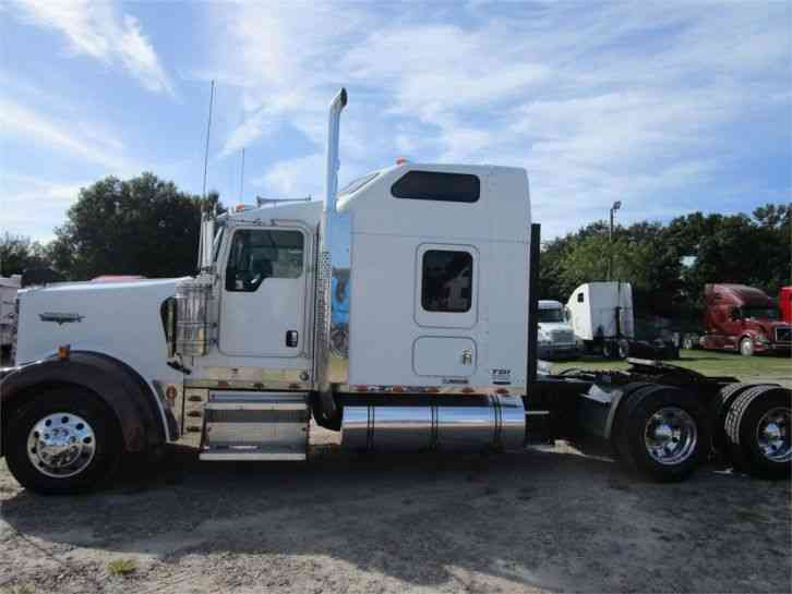 Tsi Truck Sales >> Kenworth W900L (2005) : Sleeper Semi Trucks