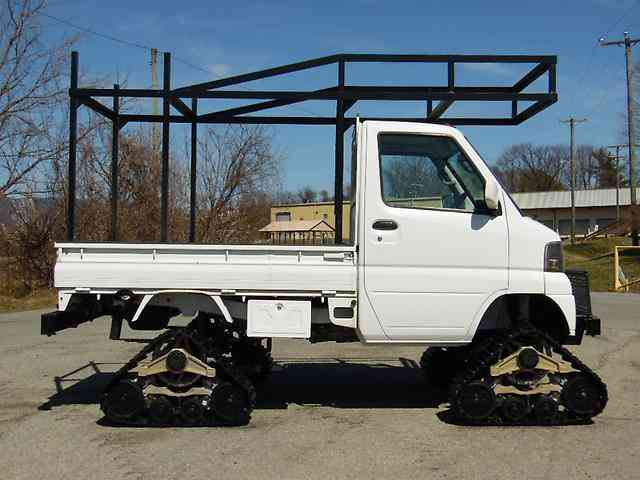 mitsubishi mini truck service manual