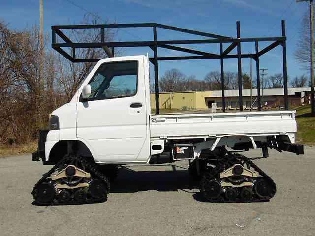 Used Trucks For Sale In Va >> Mitsubishi GBD-U62T (2005) : Utility / Service Trucks