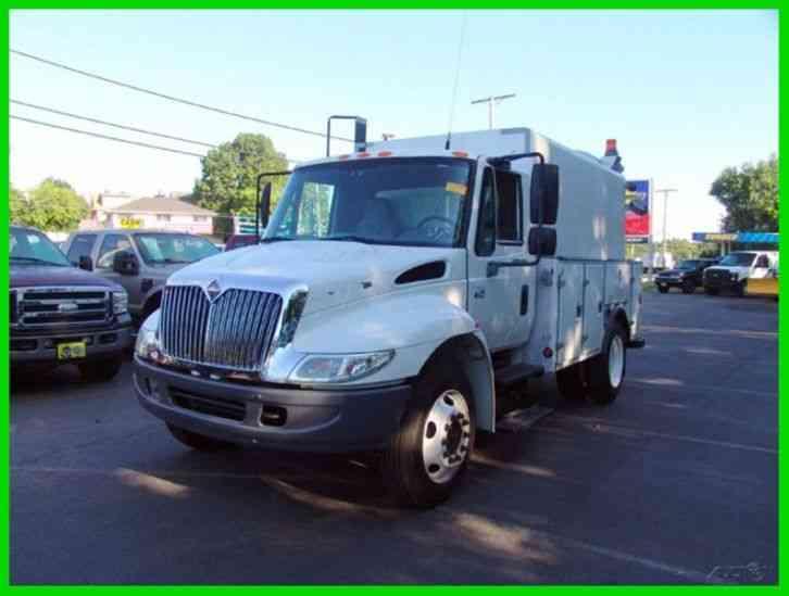 INTERNATIONAL 4200 VT365 (2005) : Utility / Service Trucks
